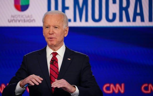 WTF Có phải Joe Biden đang nói về ?: Cựu Phó chủ tịch đi xem xét, tuyên bố rằng Coronavirus Cure sẽ làm cho vấn đề tồi tệ hơn