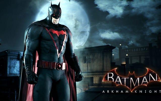 Batman di cinque anni: Arkham Knight ottiene un nuovo DLC cosmetico