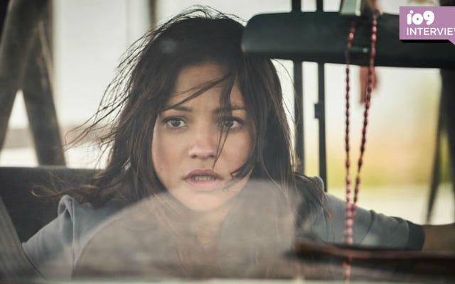 Terminatör: Dark Fate'den 'Yeni Sarah Connor' Liderlik Yapmaya Hazır