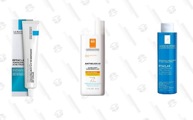 SkinCareRXですべてのフランス製品が30%オフのパリの美容ルーチンへのボンジュール