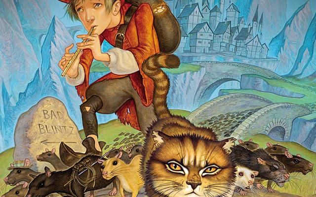 Le premier livre Discworld pour enfants de Terry Pratchett se transforme en film d'animation