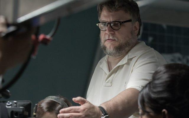 Guillermo del Toro Memenangkan Sutradara Terbaik untuk The Shape of Water