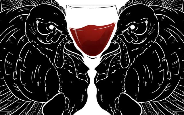 あなたの感謝祭の饗宴とペアになる珍しいワイン