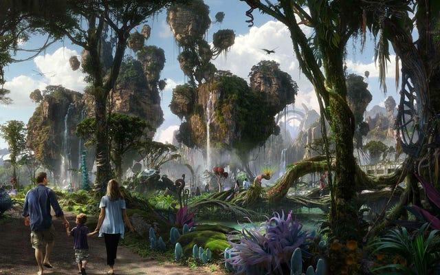 ジェームズキャメロンは11月にアバターテーマパークの新しい詳細を発表します