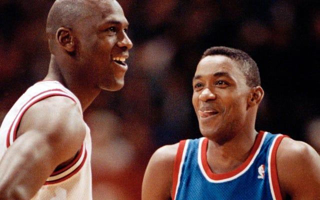 Donald Trump comme les Pistons de Detroit 1991? Il n'est même pas dans la même ligue