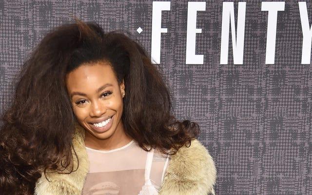 «Va acheter Yo Fenty Beauty in Peace, Sis! Après un incident de profilage racial à Sephora, SZA reçoit un cadeau de Rihanna