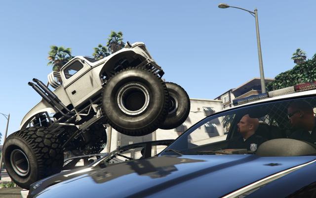 GTAオンラインの最新ミッションはゲームのルーツに戻る