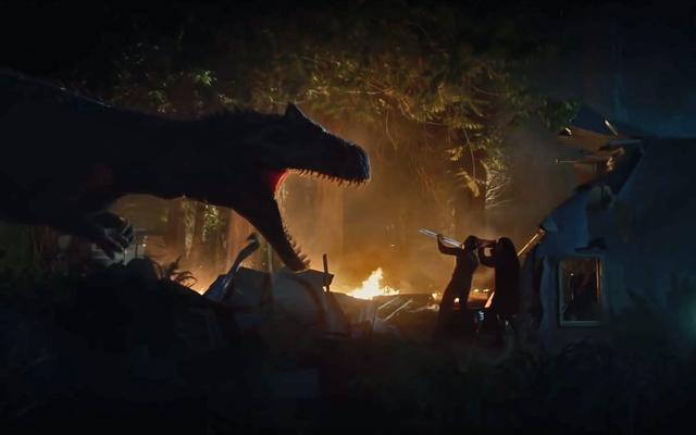 Короткометражный фильм New Jurassic World показывает, насколько облажались люди