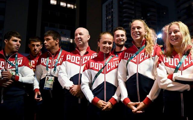 すべての潜在的なロシアのオリンピック選手の3分の1が禁止されました