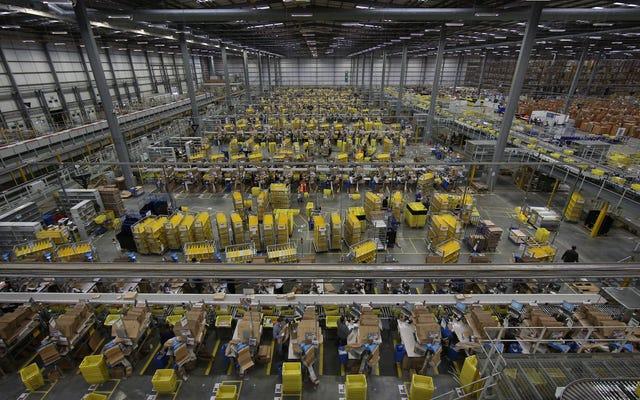 Утверждение Трампа о том, что Amazon платит «мало или совсем не» государственных налогов, - полная чушь