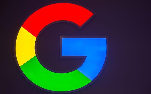 Deje de dejar que Google se salga con la suya