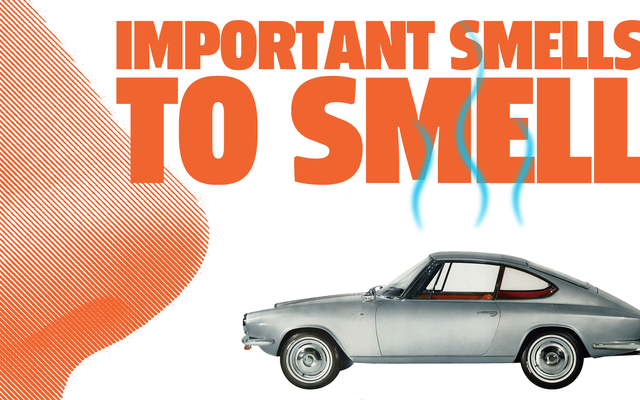 Ecco una guida a tutti gli odori importanti che produce la tua auto