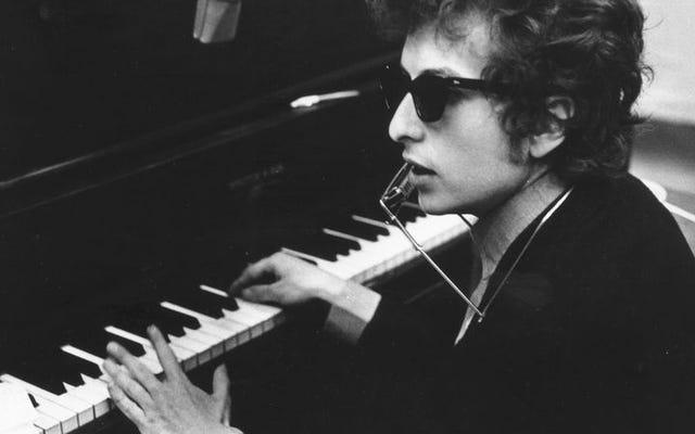 Sekarang Anda dapat mendengar ceramah tentang Hadiah Nobel Bob Dylan