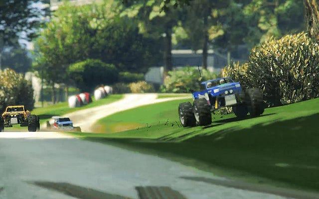 GTAオンラインが最新のアップデートでRCカーを追加