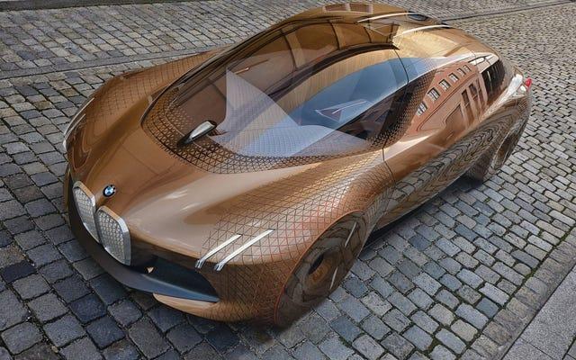 На месте Илона Маска я бы побеспокоился о BMW Electric Model 3 Fighter