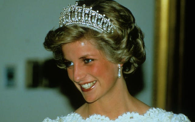 La princesse Diana adorait la soupe à la betterave