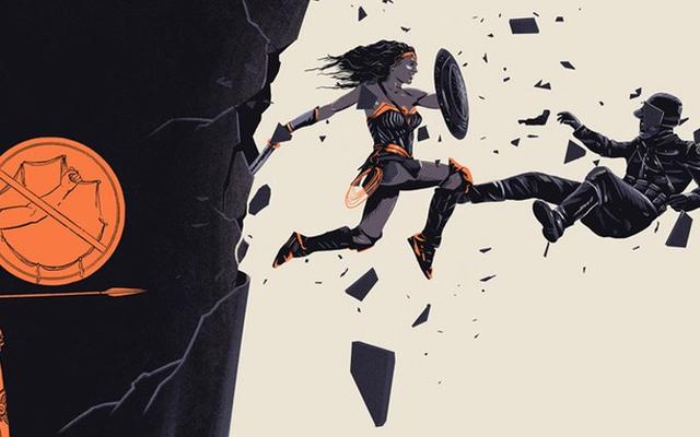 Ora puoi acquistare quel poster di Wonder Woman di cui ti sei innamorato lo scorso fine settimana
