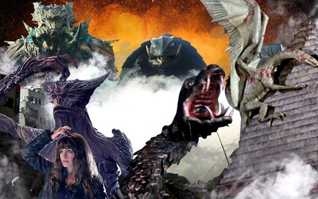 Non 'Zilla: 12 film di mostri giganti che rompono gli schemi Toho