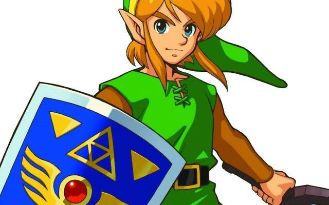 Papà hackera Zelda così Link può essere chiunque, non solo un ragazzo