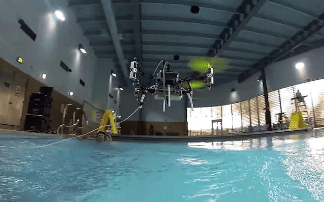 Estos robots salvajes competirán para explorar la última frontera de la Tierra