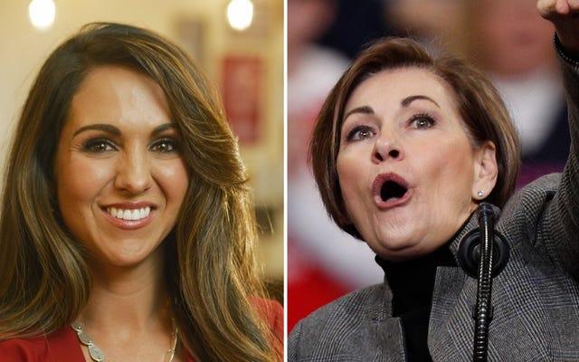 ¡Qué semana para las mujeres en la política!