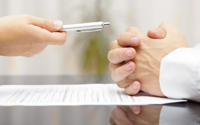 Comment refuser une offre d'emploi avec respect
