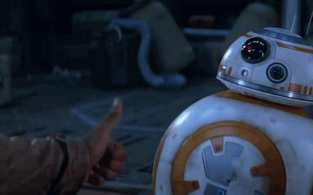 Insinyur Berpikir Star Wars Akan Menginspirasi Generasi Robot NASA Berikutnya