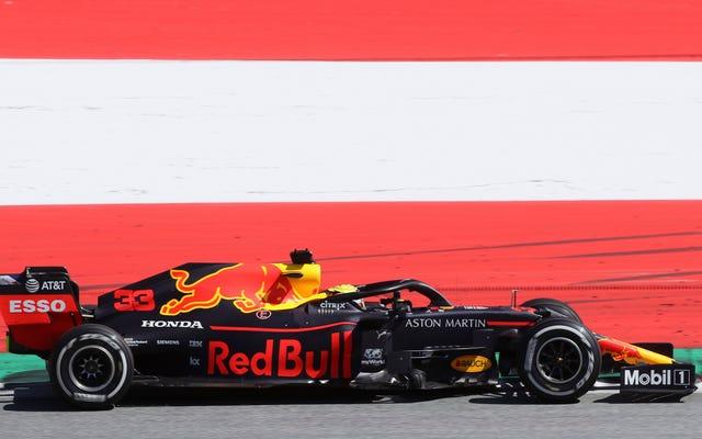F1にはペナルティの問題がある