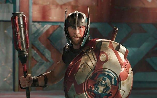 Thor: Ragnarok: Desta vez, os negros mágicos têm espadas
