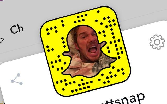 この秘密のトリックを使用して、Snapchatで有名人を見つけましょう
