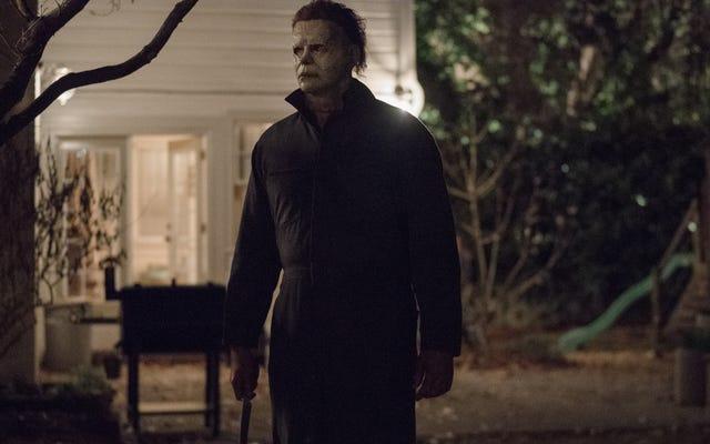 Добро пожаловать домой Майкла Майерса с новой темой Хэллоуина Джона Карпентера