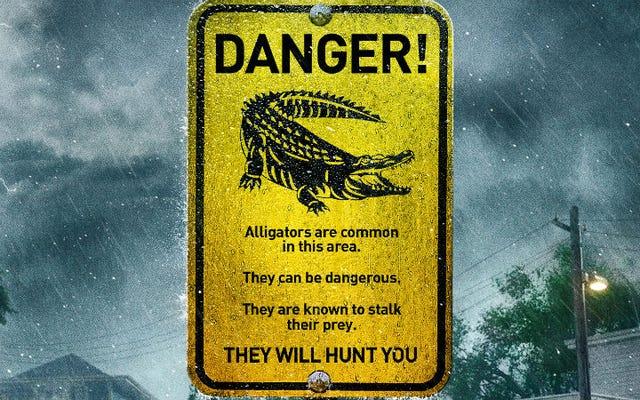 Сэм Рэйми снял фильм «Крокодил-убийца», и его потрясающий первый трейлер уже здесь