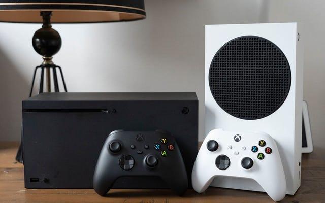 マイクロソフトは、XboxシリーズXおよびSの不足は2021年4月まで続く可能性があると述べています