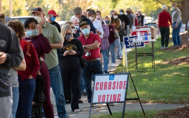 世論調査で連邦投票権と障害者法の違反を報告する方法