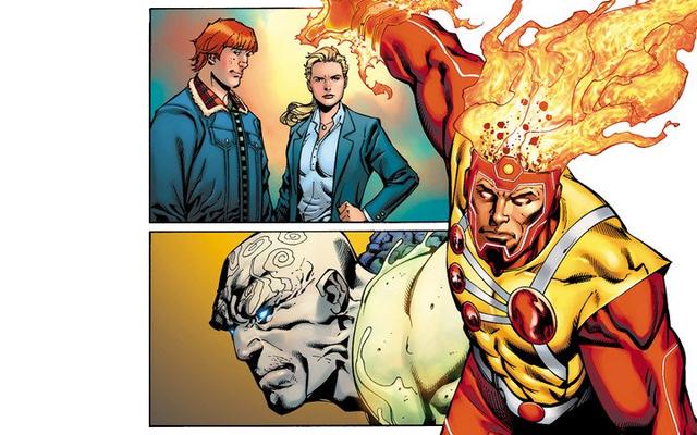 El cómic de DC New Legends of Tomorrow no tiene absolutamente nada que ver con Legends of Tomorrow