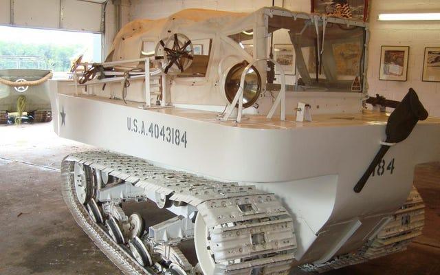 Cette belette des neiges Studebaker était en vente pour un cent et personne n'a acheté le véhicule d'hiver idéal