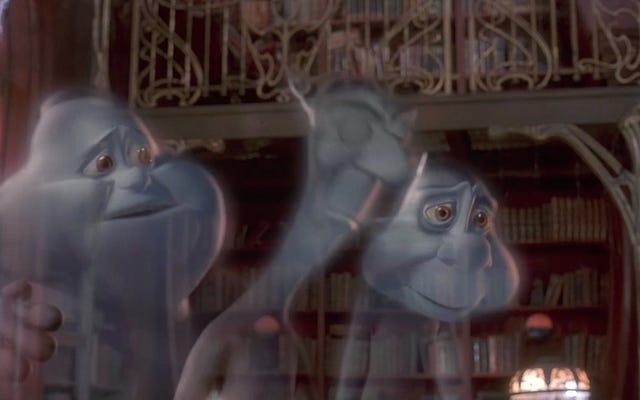 私たちを行かせる8人の迷惑な映画の幽霊 'BoooOOOOoooo'