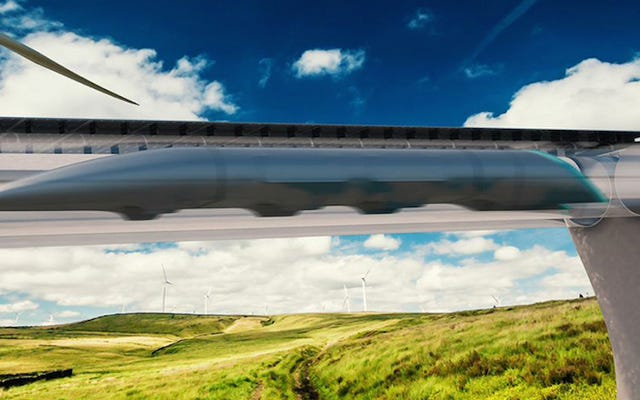 Dziesięć najbardziej wymyślonych koncepcji transportowych Bonkers