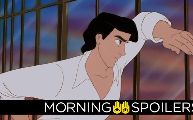 Disney, Küçük Deniz Kızı'nın Yeni Prensi Eric'i Bulmaya Yakın Olabilir (Tekrar)