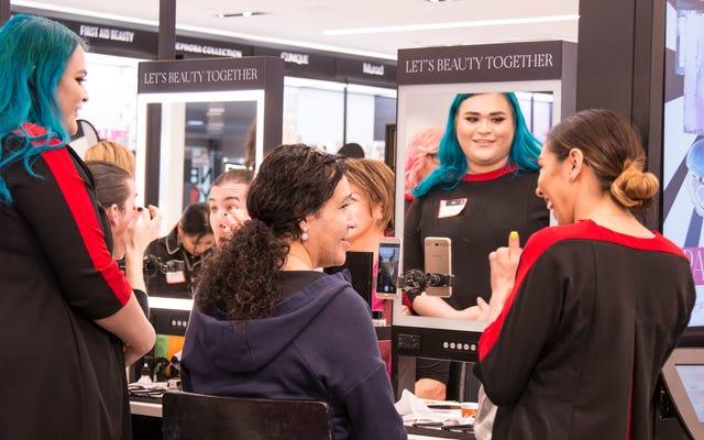Bold Beauty: ชั้นเรียนของ Sephora สร้างความมั่นใจให้กับลูกค้าในการเปลี่ยนผ่าน