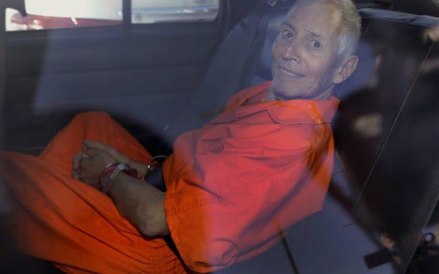 Durst se negó a fianza, también observó en 1971 el caso de la desaparición de una adolescente de Vermont