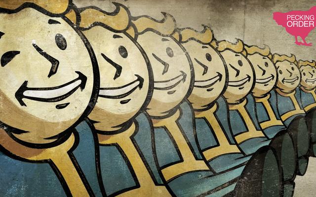 Oceńmy gry Fallout, od najlepszych do najgorszych