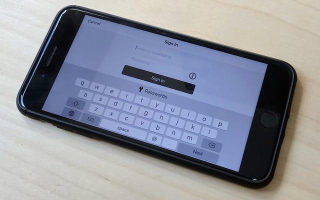 Jak automatycznie uzupełniać hasła za pomocą LastPass, 1Password lub Dashlane w iOS 12