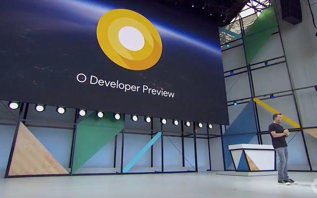 Google I / OからAndroidのすべての新機能
