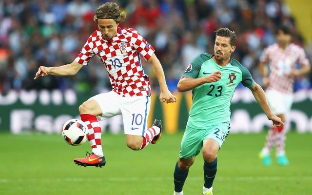 Un procès pour corruption a vu la Croatie se retourner contre son plus grand joueur de football