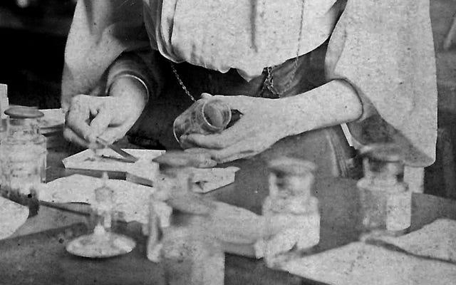 Di sản phức tạp của các nhà khoa học nữ trong Thế chiến thứ nhất