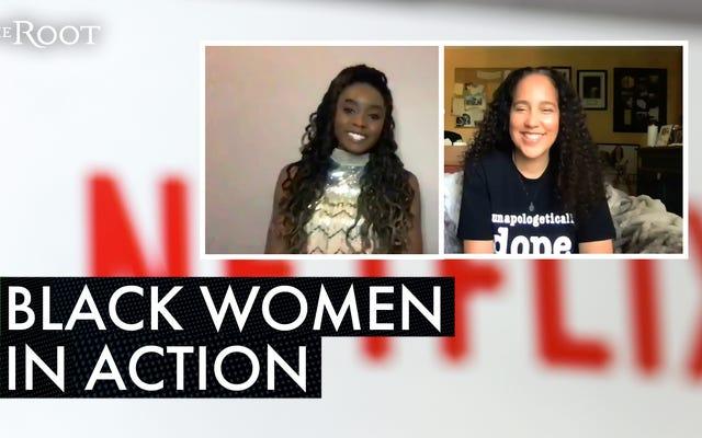 ジーナ・プリンス-バイザウッドがオールドガードのキキ・レインの「統合」パートに貢献する「黒人女性の視線」について語る