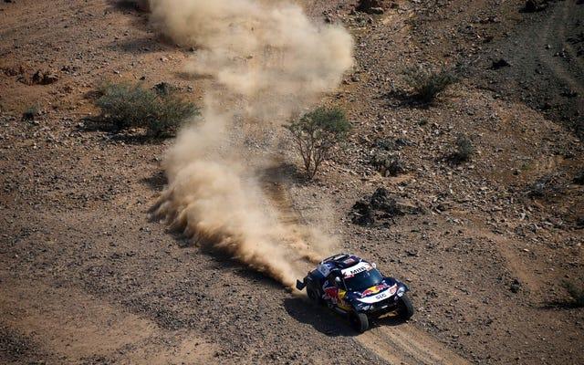 He aquí cómo seguir el Rally Dakar 2021
