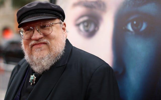 Ne pas tuer les protagonistes de séries comme Game of Thrones, c'est tricher, selon RR Martin