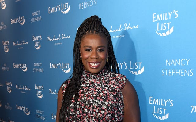 Uzo Aduba to star in HBO's new In Treatment reboot